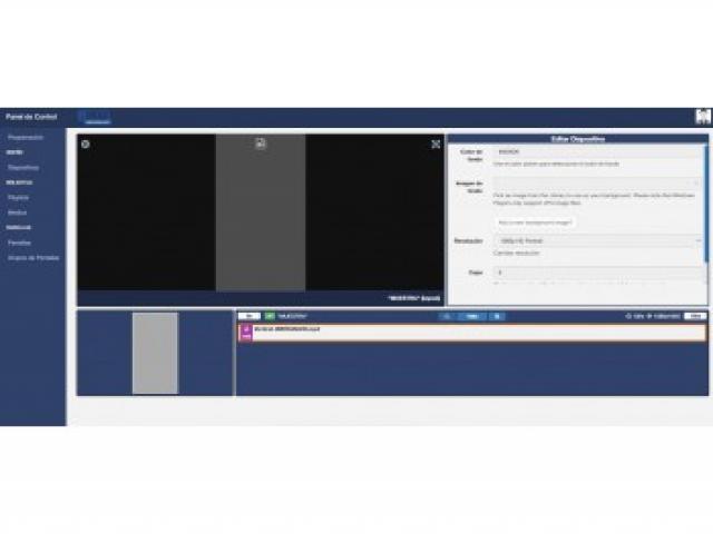 Logiciel CMS gestion contenus cloud - licence permanente 1 dispositif